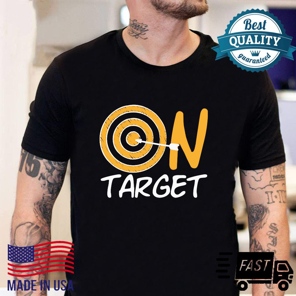 Cool On Target Archery Archers Hunting Hunters Shirt sweater